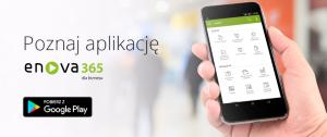 Aplikacja enova365 na Android